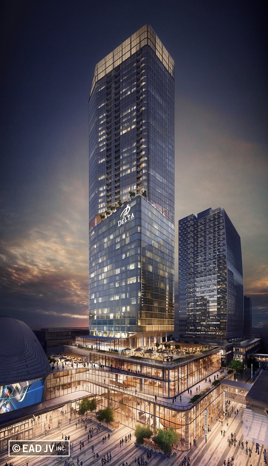 Ead Joint Venture Announces Delta Hotels And Resorts 174 As