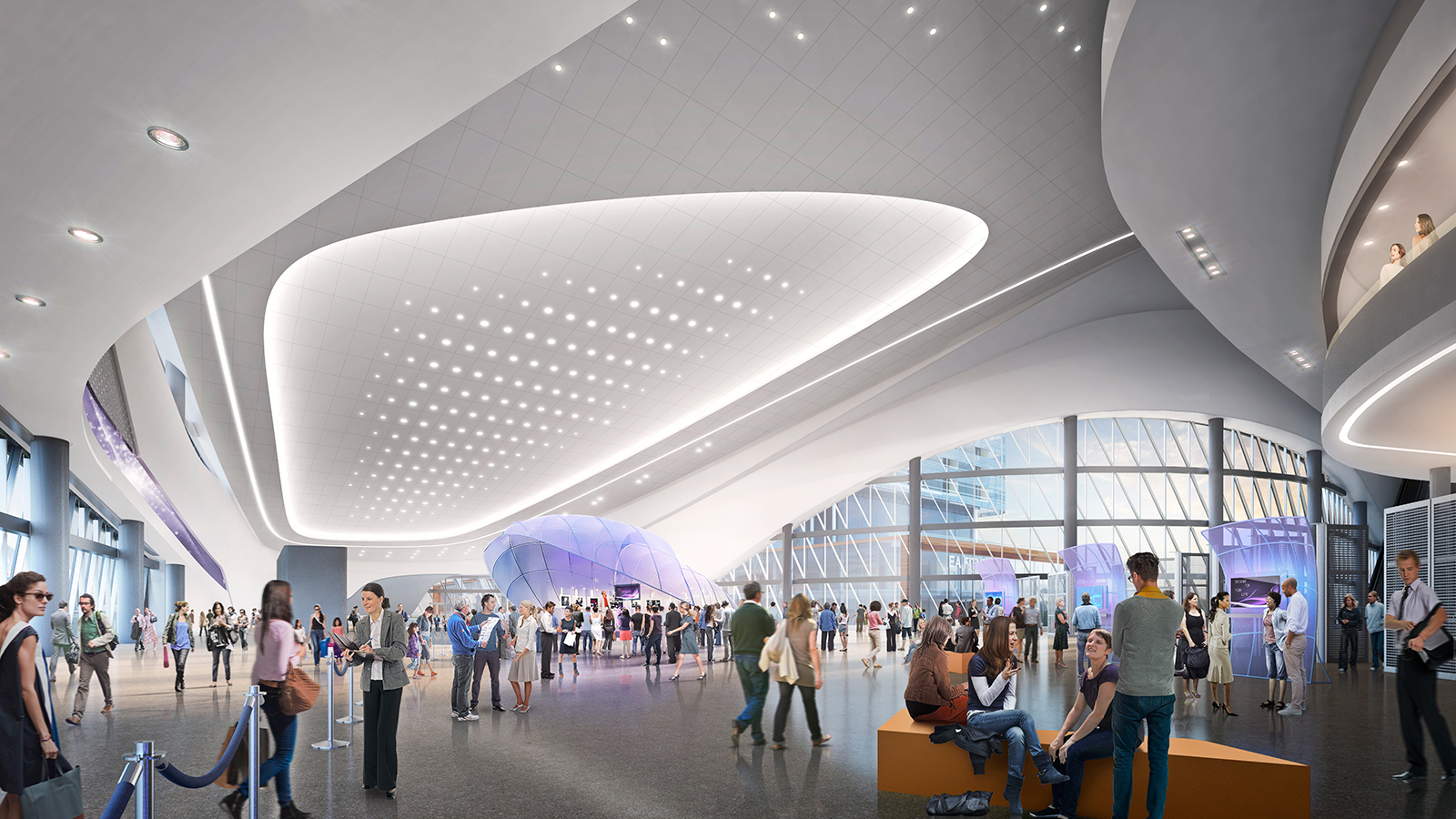 Ford Credit Canada Jobs Edmonton: GALLERY: New Rogers Place Renderings