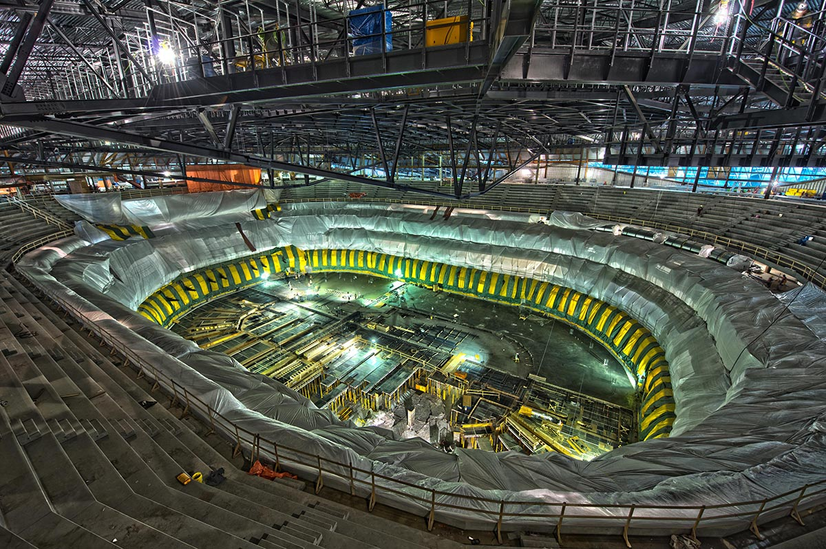 Gallery Rogers Place Construction November 2015 Rogers