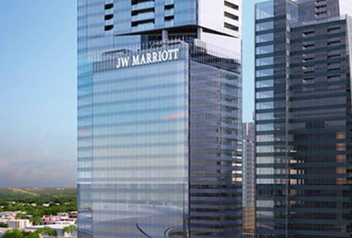 Jw Marriott Edmonton To Be Ice District S First Luxury Hotel