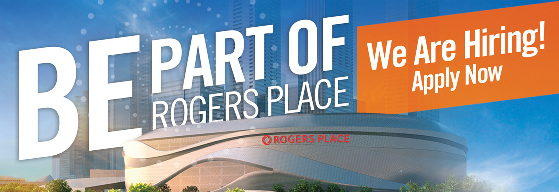 Careers | Rogers Place