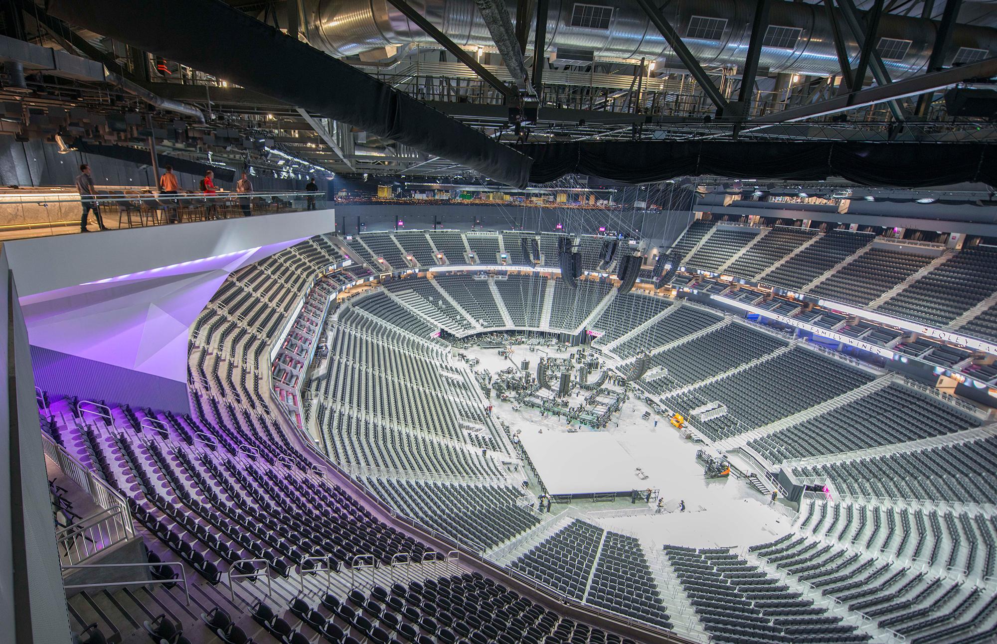 GALLERY TMobile Arena In Las Vegas