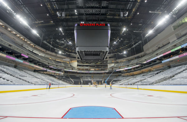 Gallery Rogers Place Bowl Photos