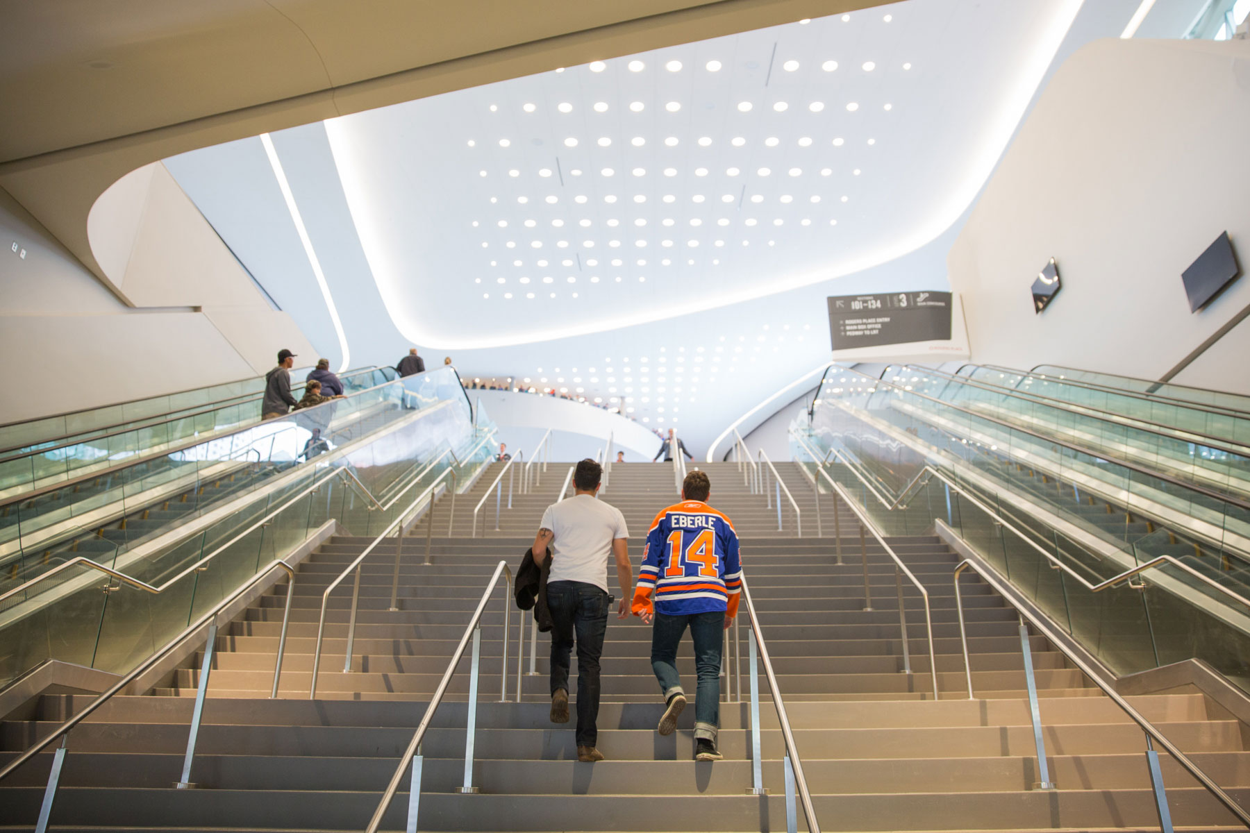 GALLERY: Rogers Place Open House