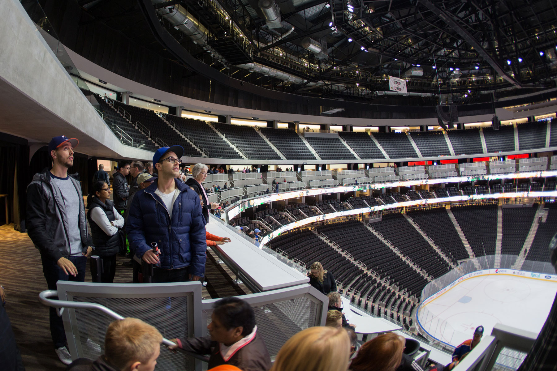 Gallery Rogers Place Open House