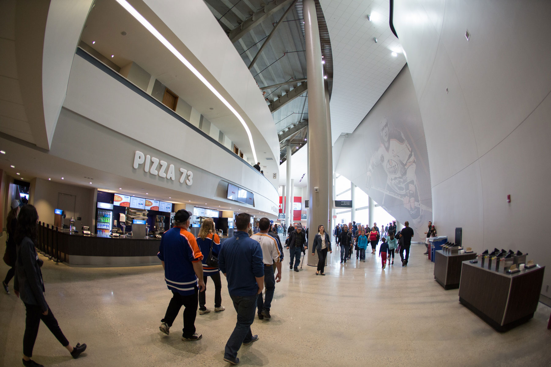 GALLERY: Rogers Place Open House | Rogers Place