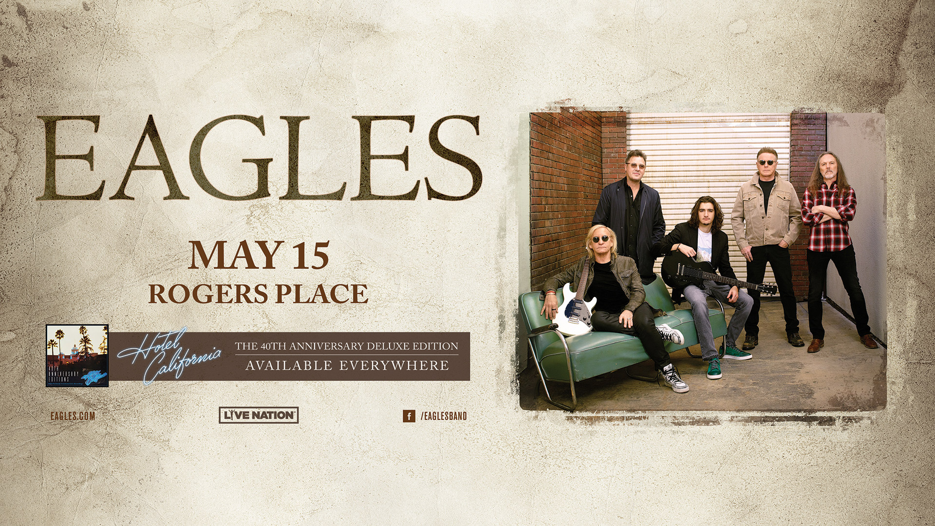 Eagles: May 15, 2018   Rogers Place