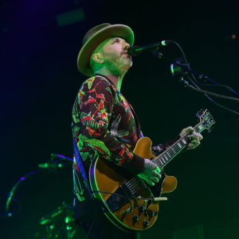 City and Colour performing at Rogers Place