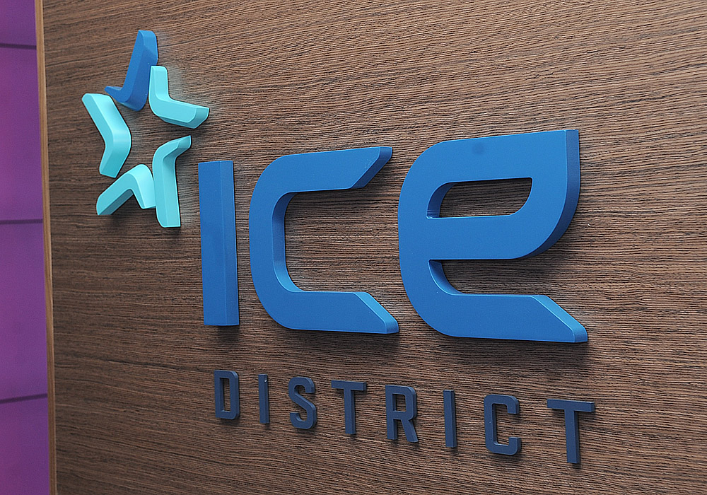 Ice District