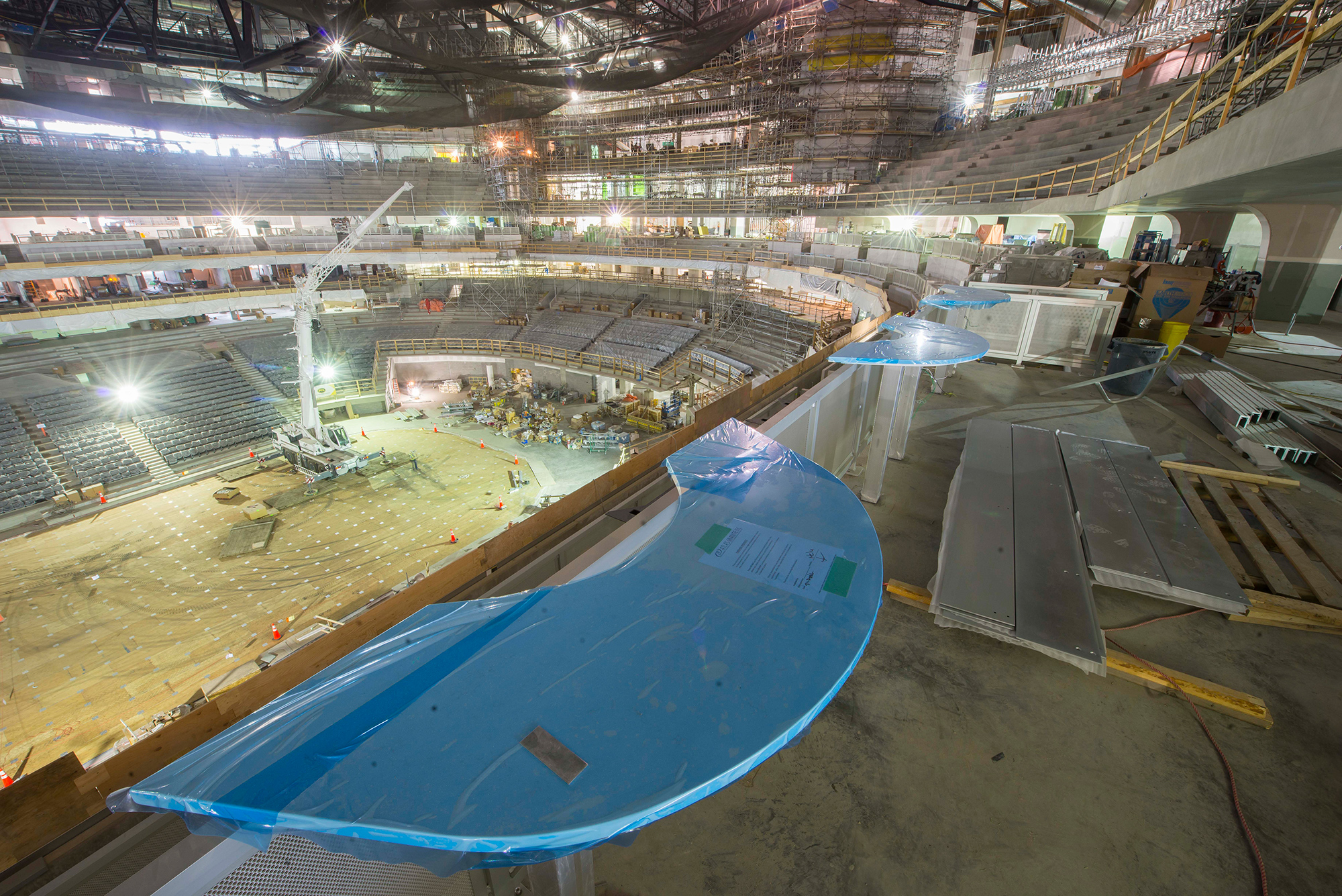 Gallery Rogers Place Construction