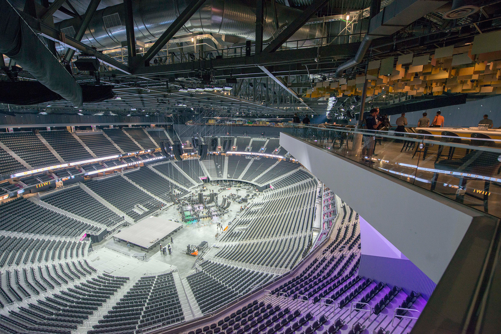 GALLERY: T-Mobile Arena in Las Vegas | Rogers Place