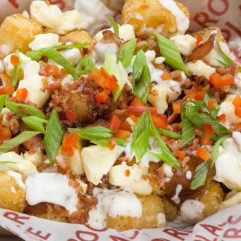 Potato Tottine