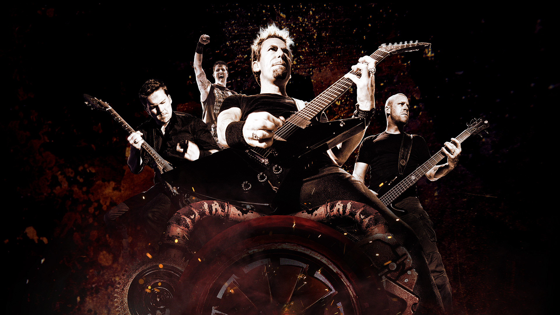 Nickelback: September 28, 2017 | Rogers Place