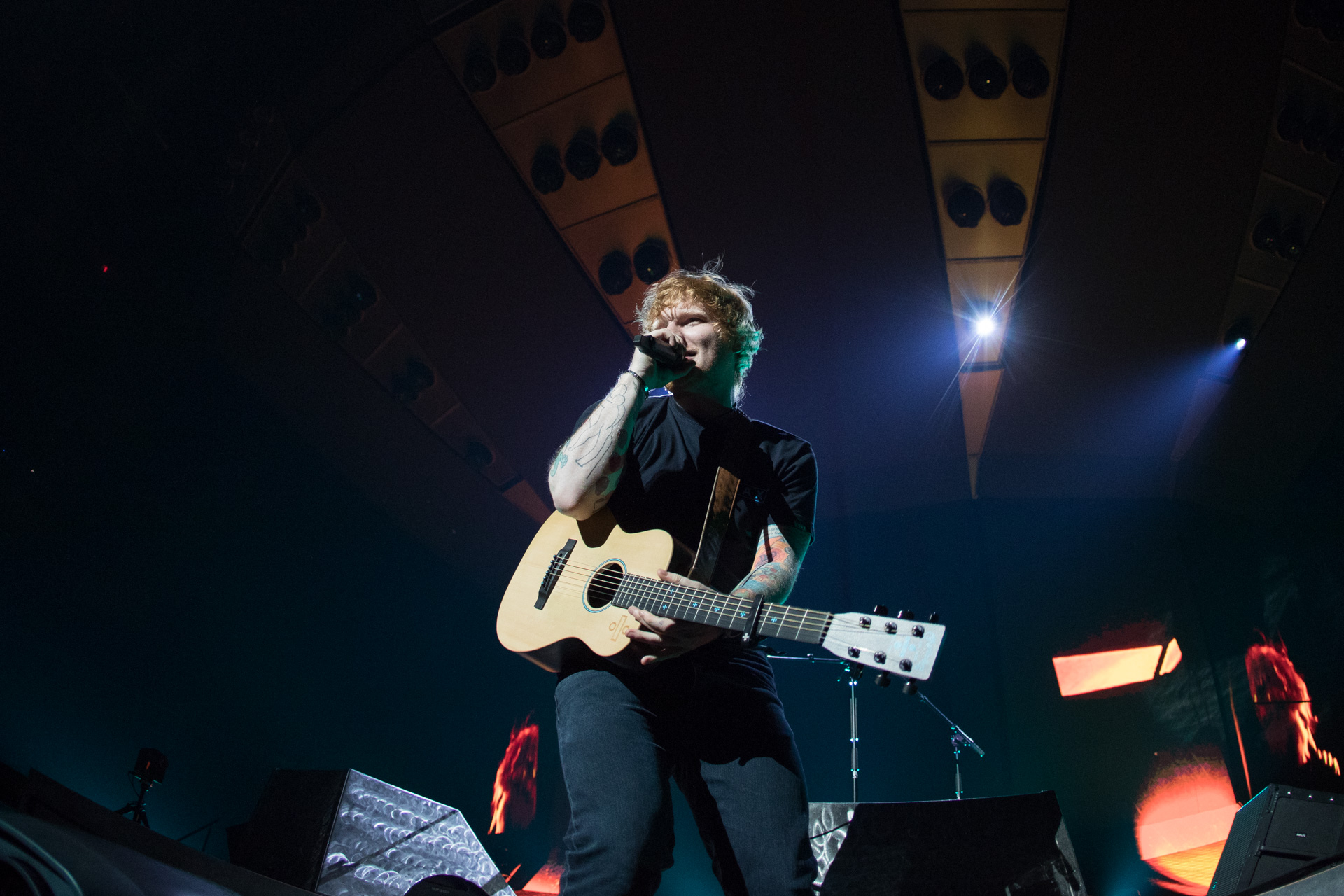 Sheeran supplies superb performance | Rogers Place