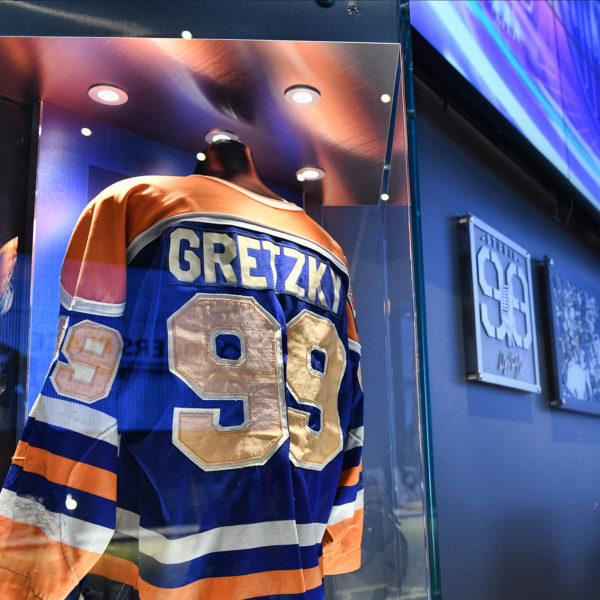 Gretzky Oilers Jersey