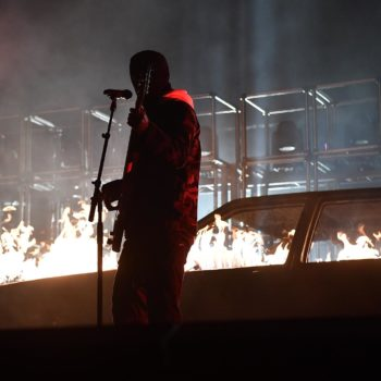 Twenty One Pilots concert at Rogers Place on May 15, 2019