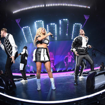 Pentatonix at Rogers Place on June 30, 2019