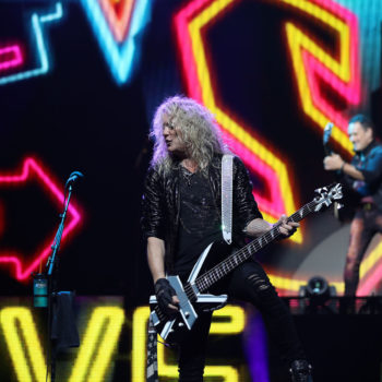 Def Leppard at Rogers Place
