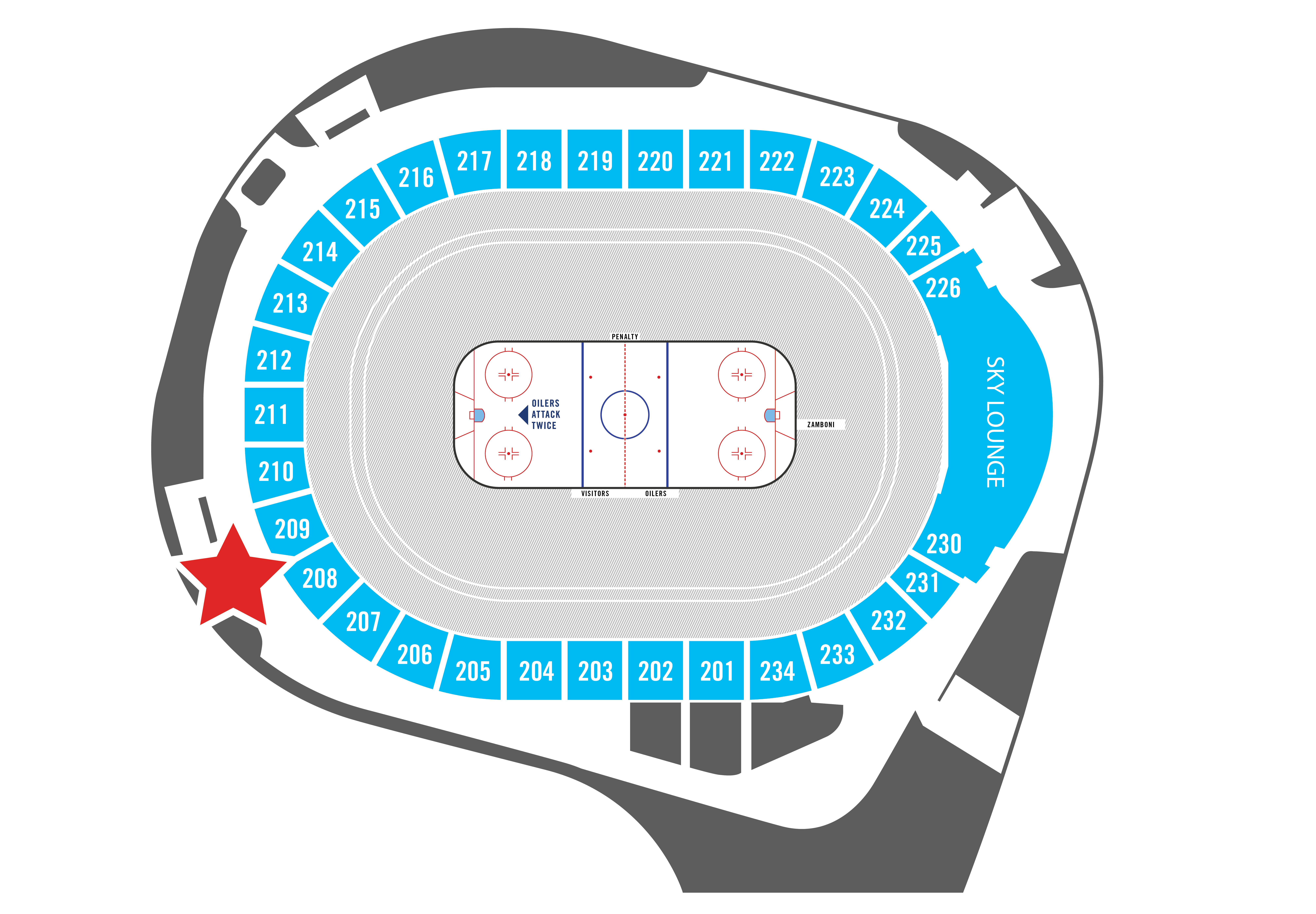 Pizza 73 (Section 208)