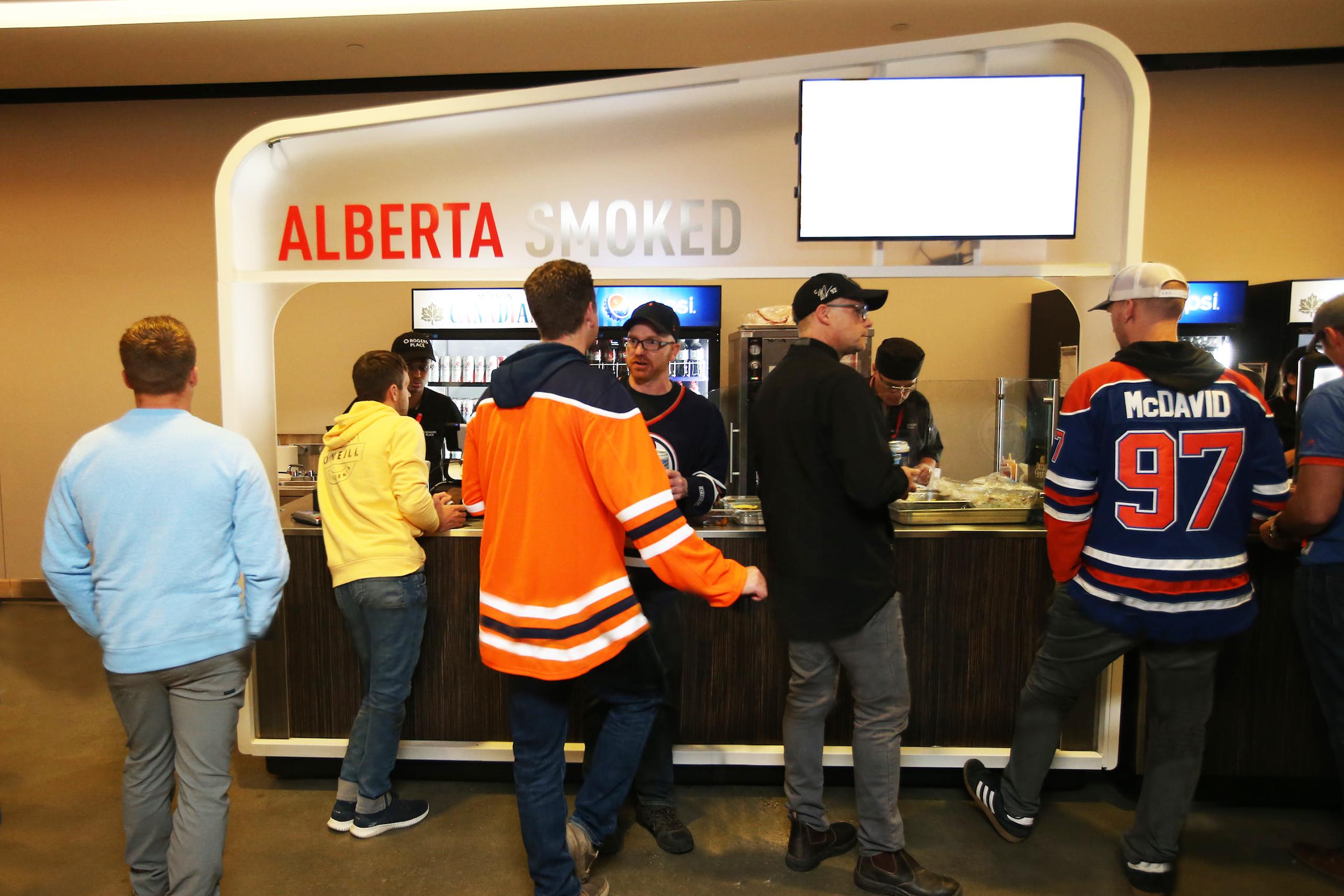 Alberta Smoked (Upper Concourse)