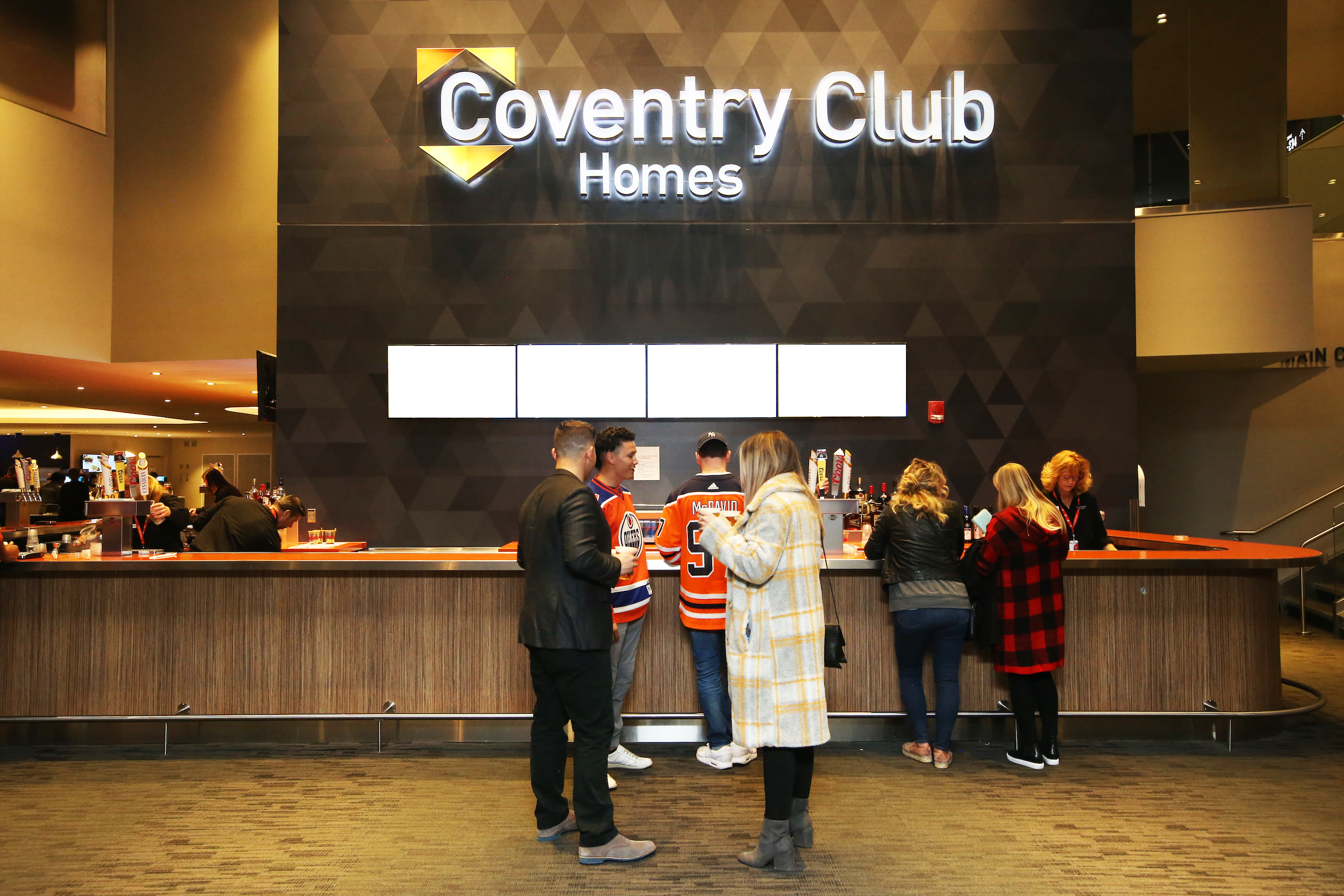 Coventry Homes Club Bar