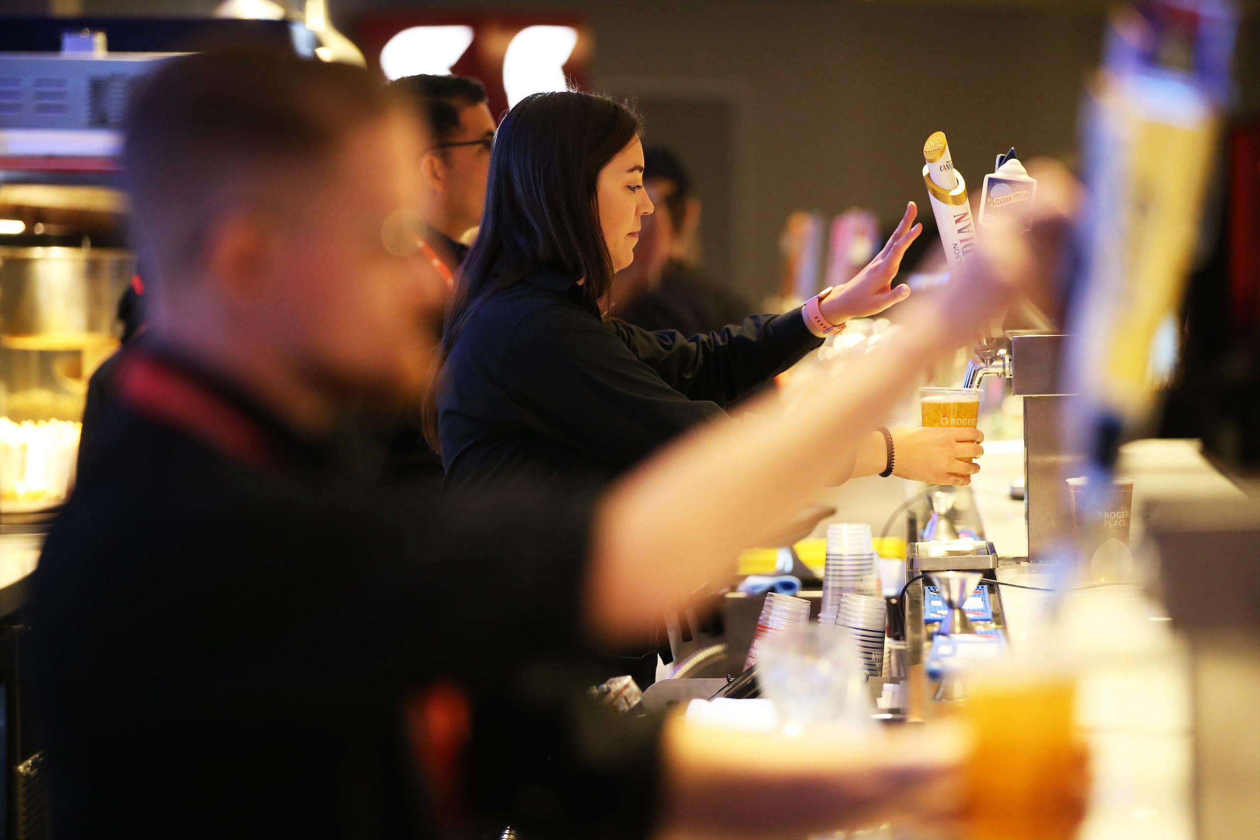 Premium Spirits Bar